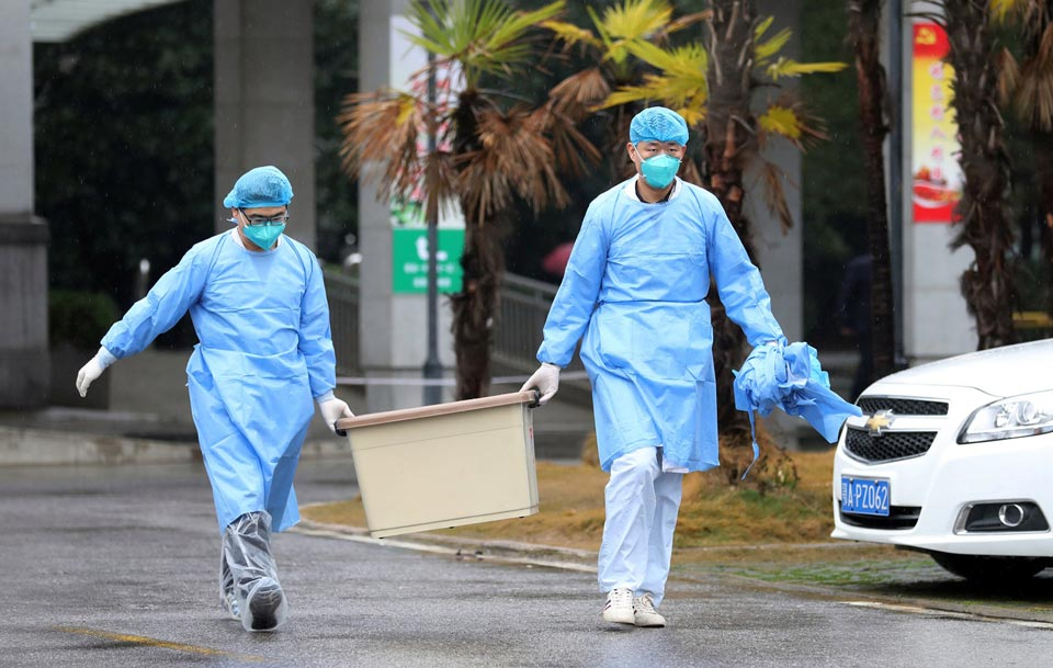კორონავირუსის მსგავსი სიმპტომების გამო, შოტლანდიაში ოთხი ადამიანი სამედიცინო შემოწმებას გადის