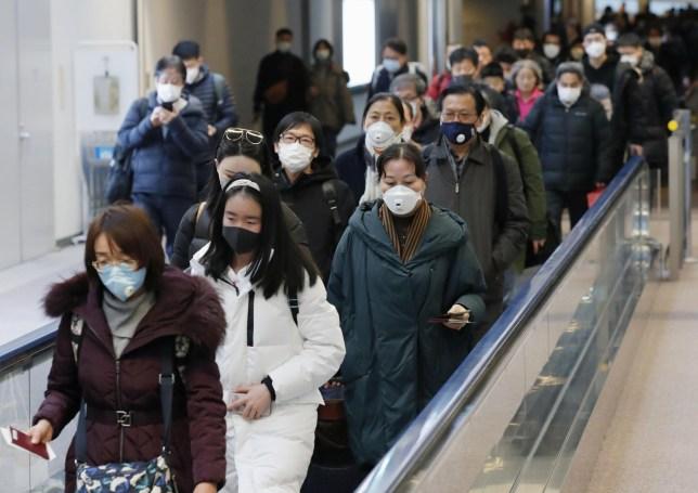 იაპონიასა და სამხრეთ კორეაში კორონავირუსით ინფიცირების ახალი შემთხვევები დაფიქსირდა