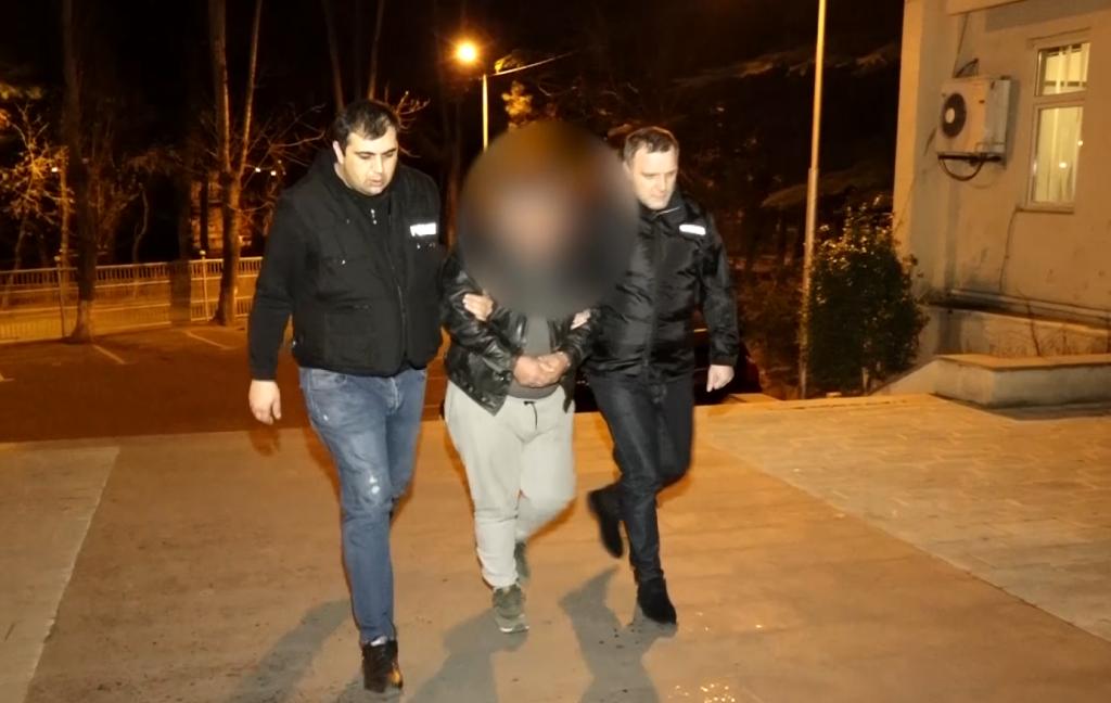 МВД задержало обвиняемого в убийстве сына Додо Гугешашвили