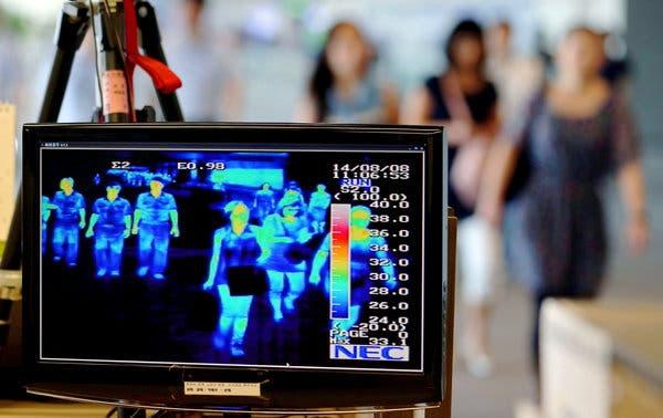 თურქეთი ჩინეთიდან ჩასულ მგზავრებს აეროპორტებში თერმული კამერებით ამოწმებს