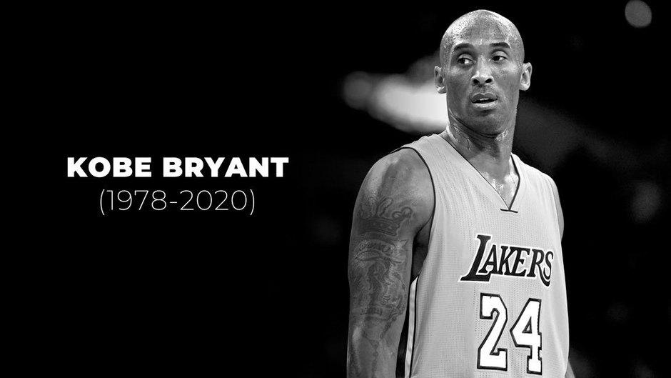 Легендарный баскетболист Коби Брайант погиб в авиакатастрофе