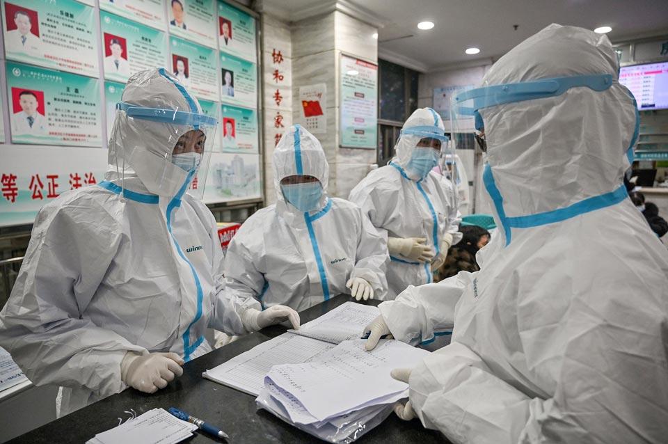 """""""როიტერი"""" - ჩინეთში კორონავირუსის სამკურნალოდ აივ ინფექციის სამკურნალო მედიკამენტებს ტესტავენ"""
