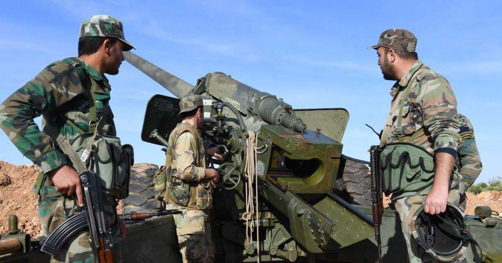 Սիրիայի կառավարական բանակը վերահսկողություն է հաստատել Իդլիբ գավառի վեց քաղաքների վրա