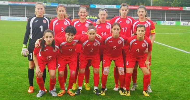 19-წლამდელ გოგონათა ნაკრები ევროპის ჩემპიონატისთვის ემზადება
