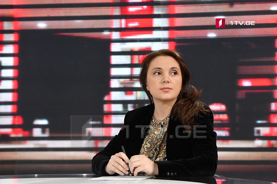 მაია მელიქიძე - თბილისში ელექტრომობილების დამუხტვა დაახლოებით 300 ადგილზე იქნება შესაძლებელი