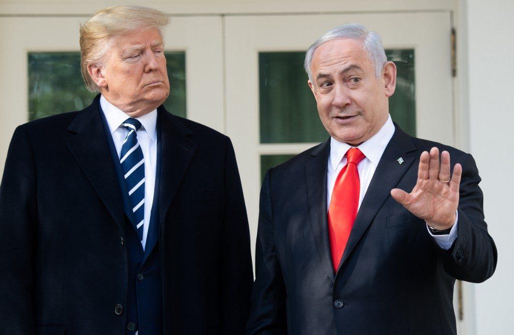 დონალდ ტრამპიახლო აღმოსავლეთის სამშვიდობო გეგმას დღეს გამოაქვეყნებს