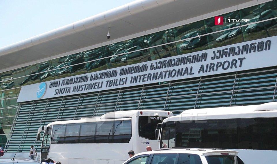176 граждан Грузии вернулись специальным рейсом Париж-Тбилиси
