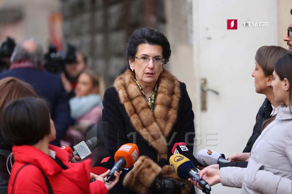 ნინო ბურჯანაძე - ვისურვებდი, რუსეთის ხელისუფლების მაღალ წარმომადგენლებთან დიალოგი აქამდე შემდგარიყო, მაგრამ ამის უნარი არ აქვთ