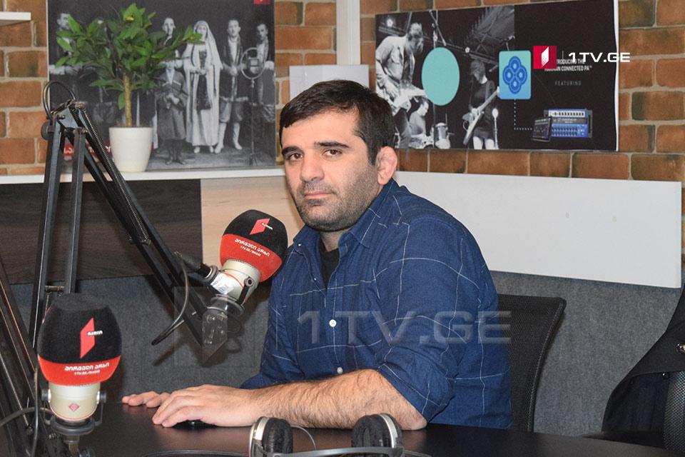 #ესტაფეტა - ქართული ძიუდო და ოლიმპიური სამზადისი