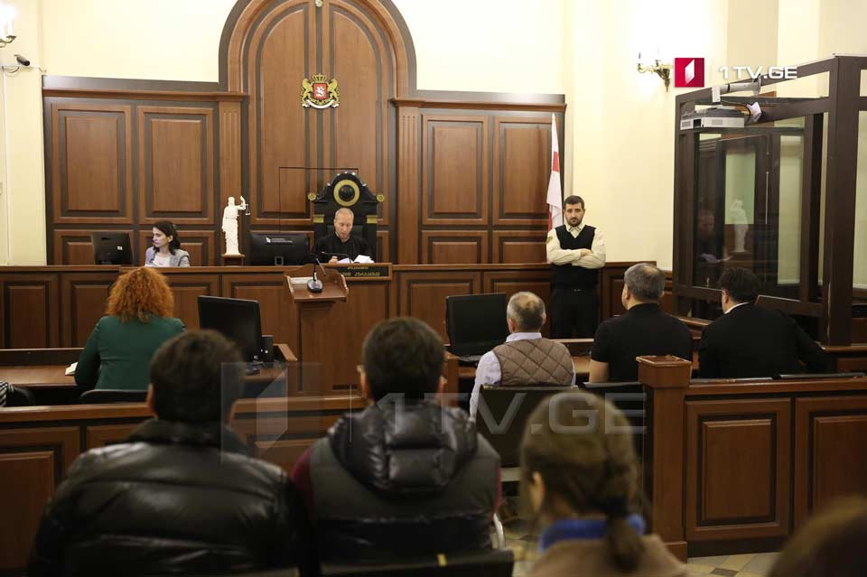 """Tbilisi Court imposes bail to the members offaction""""Georgian Dream"""""""