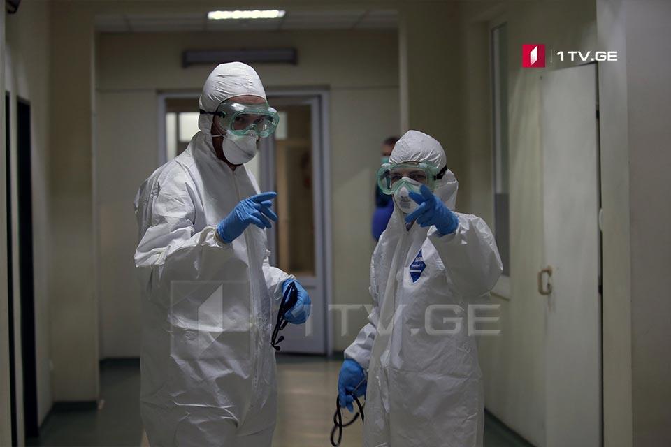 ინფექციური საავადმყოფოს ბოქსირებული განყოფილება ირაკლი გედენიძის ფოტოობიექტივში