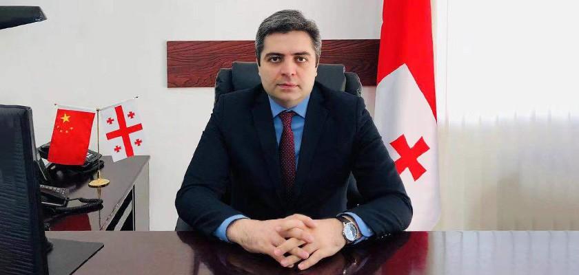Арчил Каландия-Двое граждан Грузии завтра утром будут эвакуированы из Китая во Францию