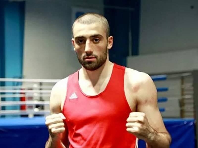 Мæскуыйы   æрцахстой  спортсмен Гиорги Хъушиташвилийы