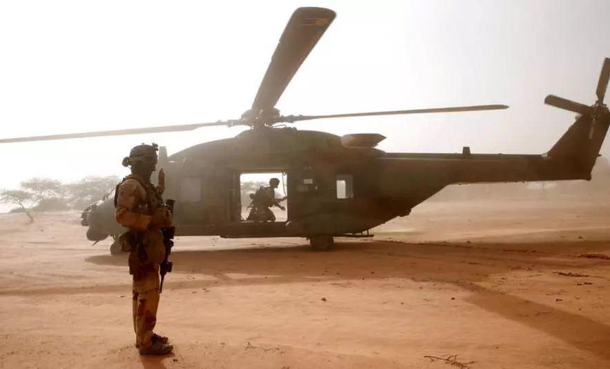 საფრანგეთი აფრიკის საჰელის რეგიონში დამატებით 600 სამხედროს გაგზავნის
