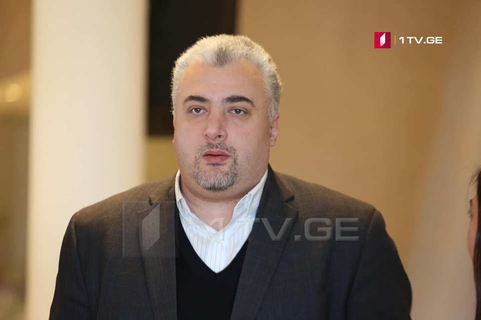 Sergi Kapanadze: We provide State Department, Embassy, American partners with all information