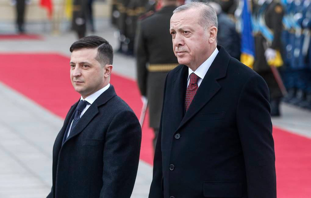 რეჯეფ თაიფ ერდოღანი - თურქეთი ყირიმის უკანონო ანექსიას არ აღიარებს