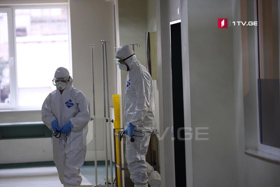 საქართველოში ახალი კორონავირუსის შემთხვევა დაფიქსირდა
