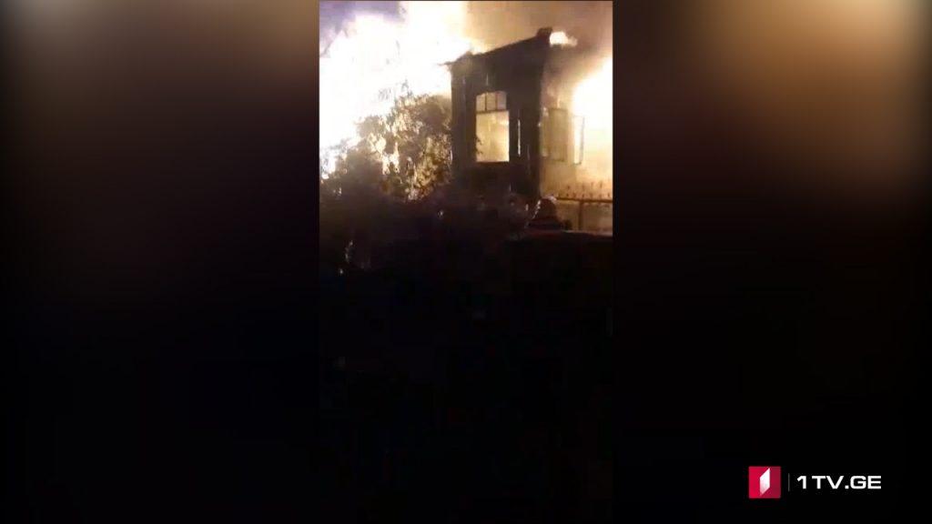 Six people killed in fire in Baghdati