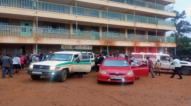 კენიაში, სკოლაში ჭყლეტას 14 მოსწავლე ემსხვერპლა