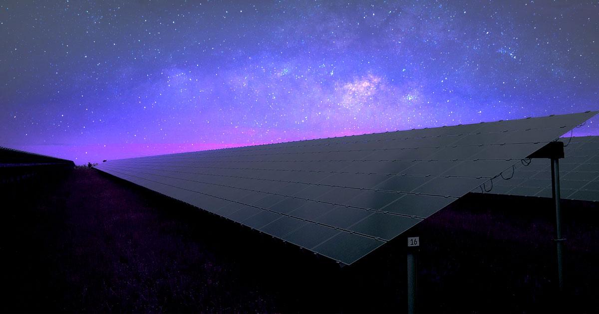 მეცნიერებმა მიაგნეს გზას, როგორ იმუშაოს მზის პანელებმა ღამითაც