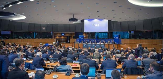 EPP addresses Georgian gov't