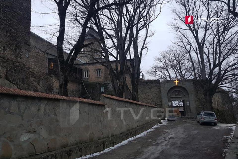 Man killed in monastery in Martkopi