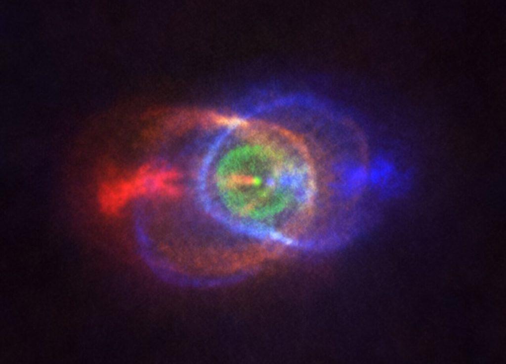 როგორ გადაყლაპა ერთმა ვარსკვლავმა მეორე — უმძლავრესი ტელესკოპის თვალწარმტაცი კადრები