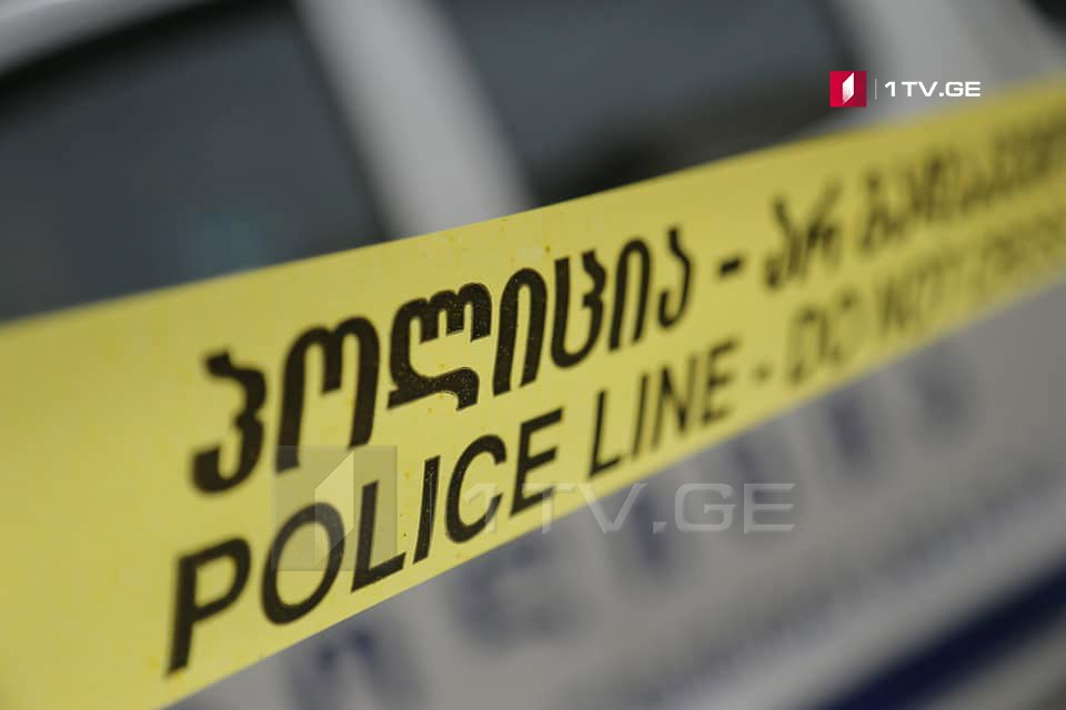 საჩხერეში პოლიციელზე თავდასხმის ბრალდებით ერთი პირი დააკავეს