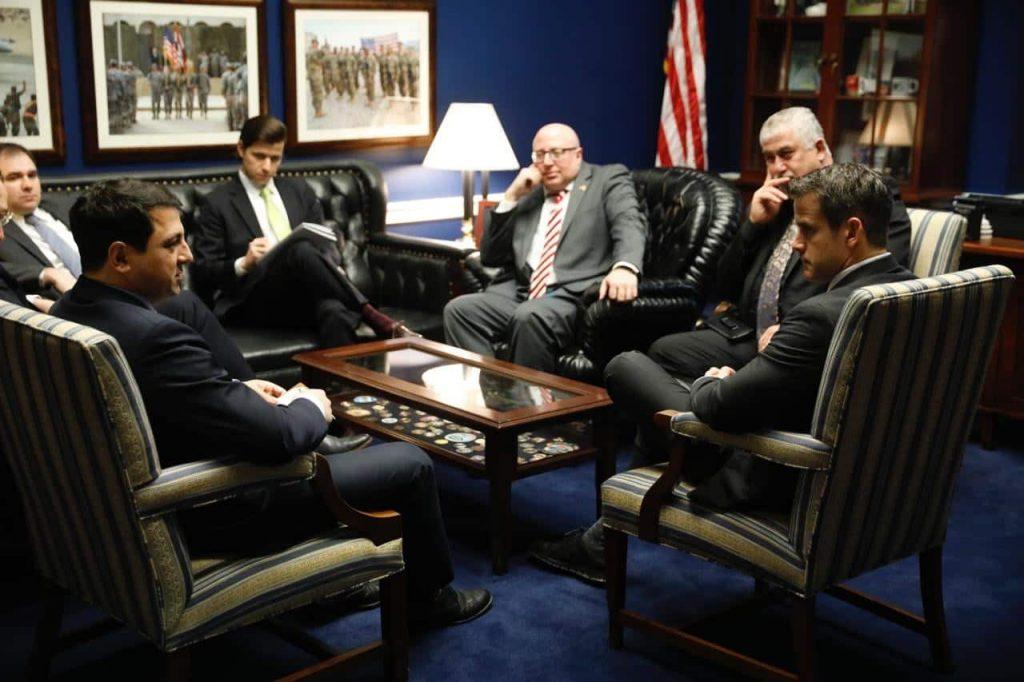 Վրաստանը ընկալում ենք որպես մեր ապագա ծրագրերի կարևոր մաս և հուսով ենք, որ Վրաստանը նույնպես ասելիք կունենա ԱՄՆ-ի մասին. Ադամ Քիզինգեր