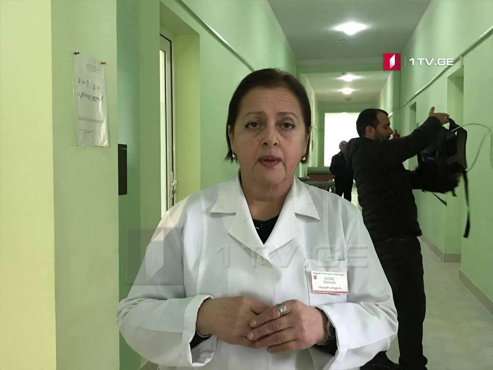 ინფექციურ საავადმყოფოში გუშინ მოთავსებულ ირანის მოქალაქეებს კორონავირუსის დიაგნოსტიკის მიზნით სინჯებს დღეს აუღებენ