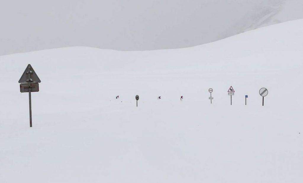 მაშველებმა გუდაურის მიმდებარედ, თოვლიდანმოქალაქის ცხედარი ამოიყვანეს