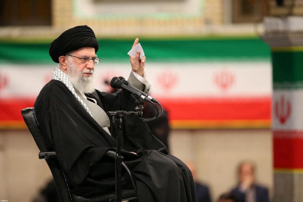 ირანის სულიერი ლიდერი - აშშ-ის მიერ დაწესებული სანქციები კრიმინალური აქტია