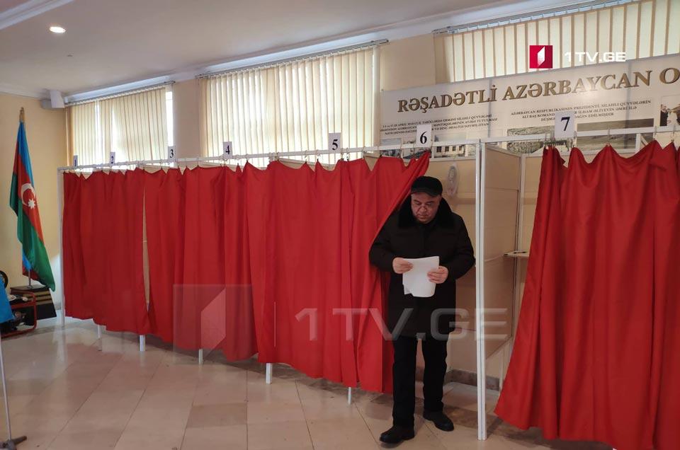 Азербайджаны  парламентон  æвзæрстыты  фæразæй  ис  хицаугæнæг  партий