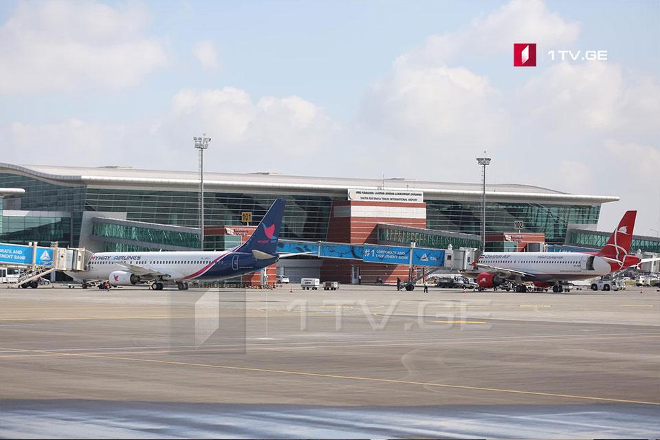 """""""კოვიდ-19""""-სგან დაზარალებული ქვეყნების აეროპორტების ჩამონათვალში საქართველოს აეროპორტები არ შედის"""