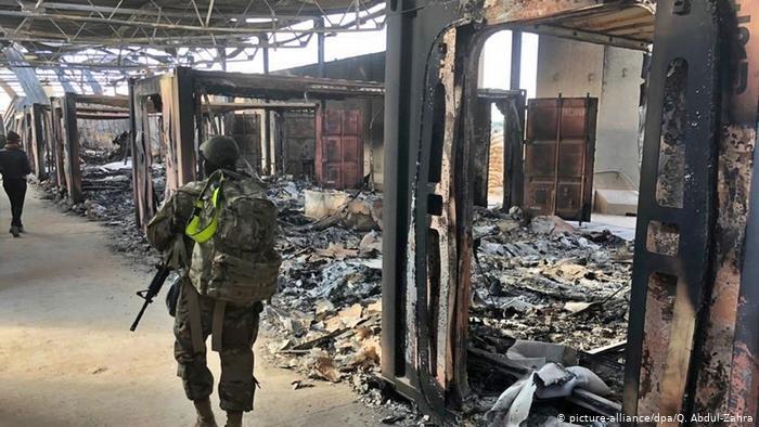 პენტაგონის ინფორმაციით, ირანის მიერ ერაყში სამხედრო ბაზის დაბომბვისას ტვინის ტრავმული დაზიანება 109 ადამიანმა მიიღო