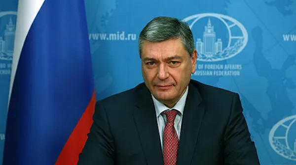 Андрей Руденко - Россия не собиралась и не собирается вмешиваться во внутренние дела Грузии