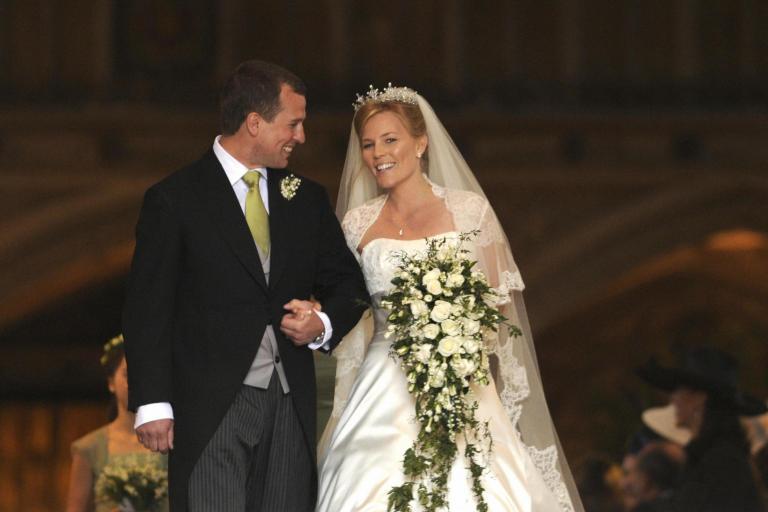 ელისაბედ მეორის შვილიშვილი პიტერ ფილიპსი ცოლს შორდება