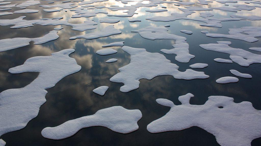 არქტიკის დნობა ოკეანის დინებებს ცვლის, რაც უდიდეს გავლენას ახდენს კლიმატზე