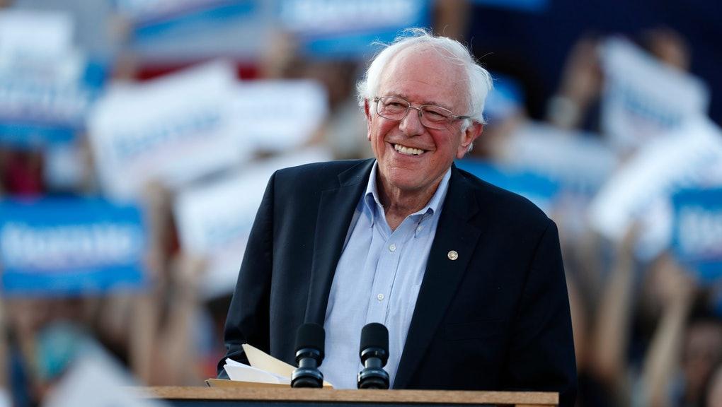 """ნიუ ჰემფშირის შტატში, """"დემოკრატიული პარტიის"""" მიერ გამართულ პრაიმერიზში ბერნი სანდერსი ლიდერობს"""