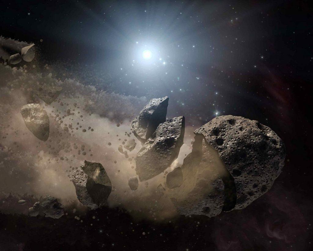 სიკვდილის წინ, ჩვენი მზე ასტეროიდთა სარტყელს გაანადგურებს და მტვრად აქცევს — ახალი კვლევა
