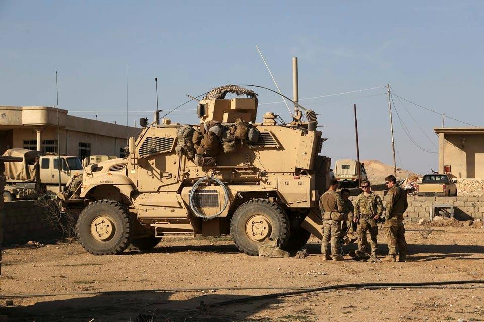 ერაყის ქალაქ კირკუკთანმდებარე სამხედრო ავიაბაზაზესარაკეტო იერიში განხორციელდა