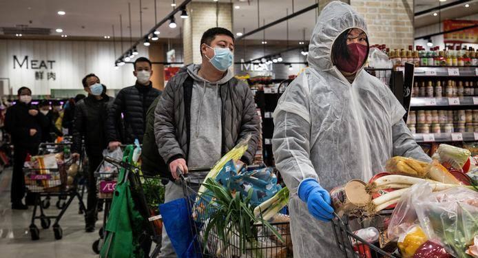 Չինաստանում կորոնավիրուսից մահացած մարդկանց թիվը հասել է 1486-ի, վարակակիրների թիվը՝ 64429-ի