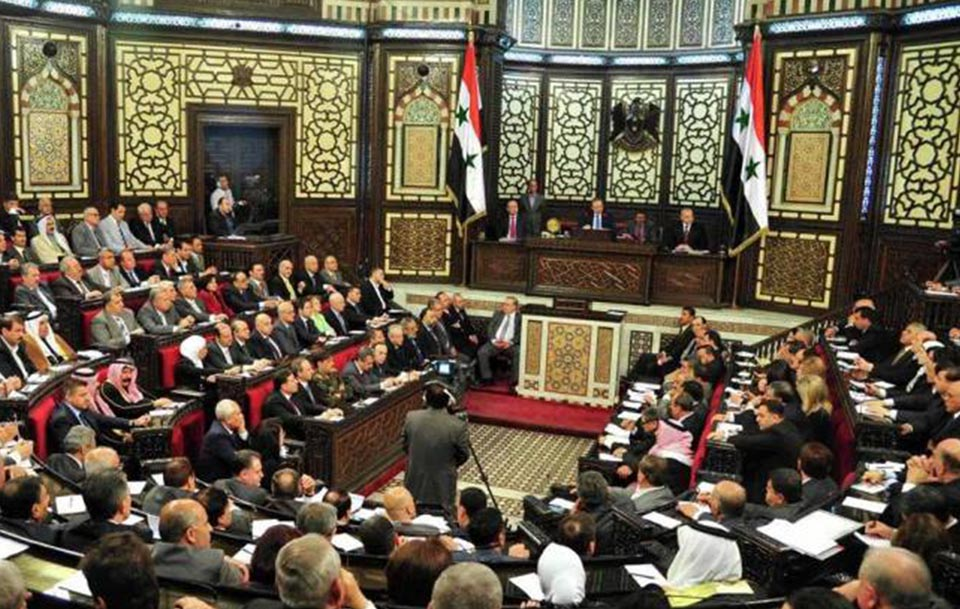 Парламент Сирии признал геноцид армян Османской империей