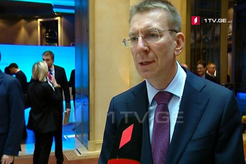 Edgars Rinkevics: Russian aggression is the issue of discussion at the last six conferences in Munich