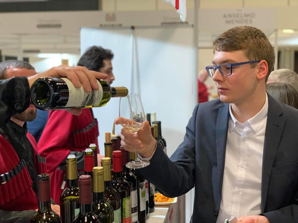 Wines from Imereti region presented for the first time at Berlin exhibition