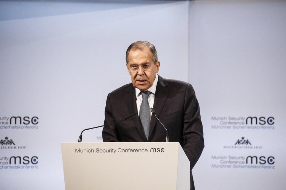 სერგეი ლავროვი - ნატო-მ და დასავლეთის ქვეყნებმა დროა, უარი თქვან რუსული საფრთხის იდეის დანერგვაზე