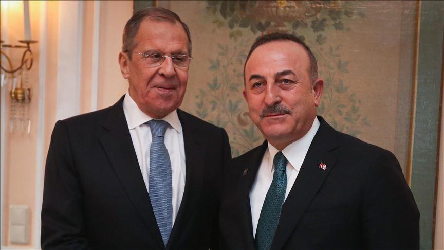 თურქეთისა და რუსეთის საგარეო საქმეთა მინისტრები მიუნხენის კონფერენციის ფარგლებში შეხვდნენ