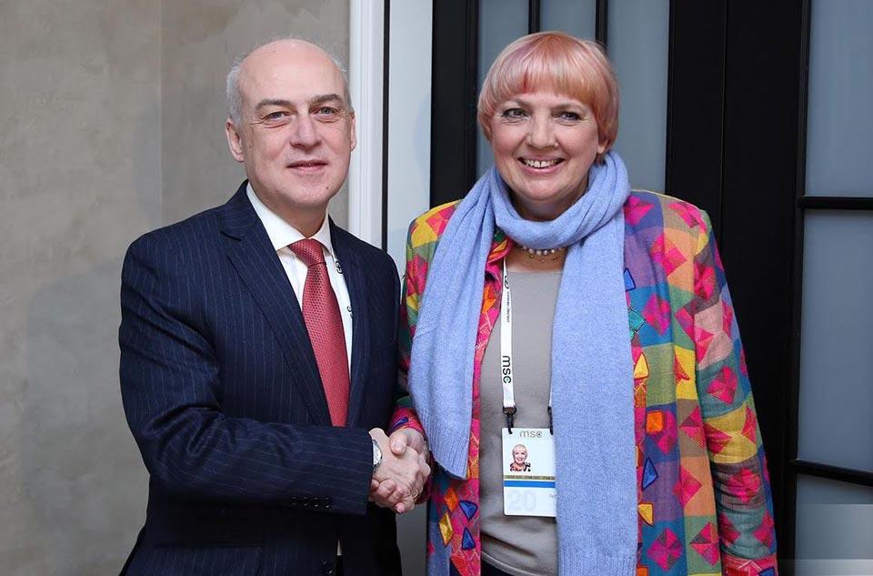 ბუნდესტაგის ვიცე-პრეზიდენტი - შეყვარებული ვარ საქართველოზე, თბილისზე, ქართველ ხალხზე, ეს არაჩვეულებრივი ქვეყანაა