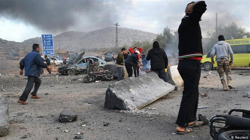 სირიაში, თურქეთის საზღვართან დანაღმული ავტომობილი აფეთქდა, დაიღუპა ექვსი ადამიანი