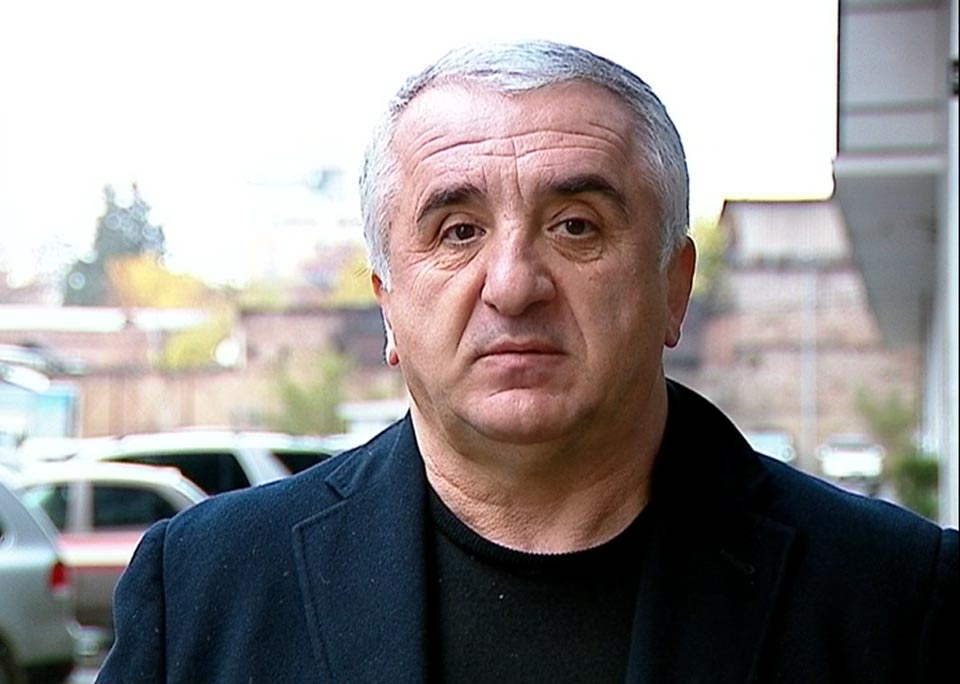 Кандидат в мэры Хашури Валерий Гелашвили снял свою кандидатуру в пользу «Грузинской мечты»